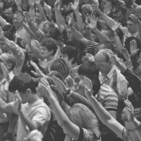 Sunday, February 14, 2016: 5 Biblical Reasons Why We Raise Our Hands in Worship